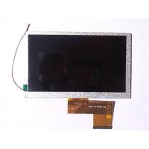 Display Lcd Tela Tablet Lenoxx Tb-50 Tb-55 009072