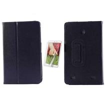 Capa Case Para Tablet Lg G Pad 7.0 V400 + Película