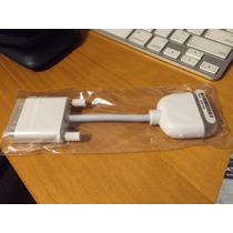 Appple Adapter Dvi Para Vga Display M8754ga