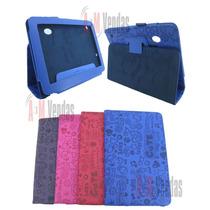 Capa Carteira Para Tablet Multilaser M9 9 Pol. Com Desenho