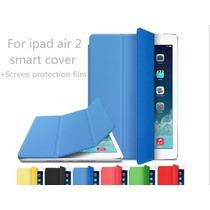 Kit Smart Cover Ipad + Capa Case Tampa Traseira Ipad