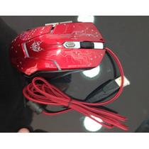 Mouse Game Gamer 3600 Dpi Jite Usb Macro Gp2 Jogos