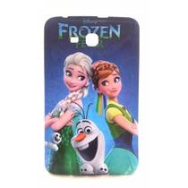 Capa Tablet Samsung Galaxy Tab 3 Lite T110 T111 Frozen