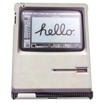 Capa Para Ipad 2 - Super Style - Réplica De Macintosh Antigo