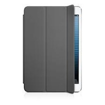 Smart Cover Ipad Mini + Capa Traseira Top Luxo Case Flip