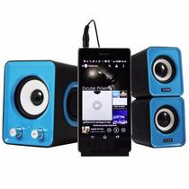 Dock Caixa De Som 3x1 Com Subwoofer P Tablet Ipad Samsung E+