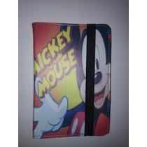 Case Tablet 7 - Mickey Mouse- Personalizado- Pronta Entrega!