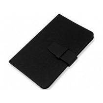 Capa Case Para Tablet 8 Polegadas Universal Couro Sintético