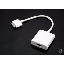 Ipad Dock Connector To Hdmi Adaptador Ipad Pa Tv Hdmi