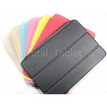 Smart Case Apple Ipad Mini 3 + Pelicula Antishock Top!!