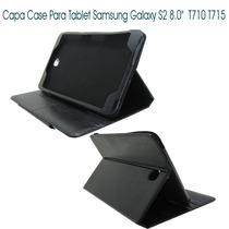 Capa Case Para Tablet Samsung Galaxy S2 T710 T715 8 Polegada