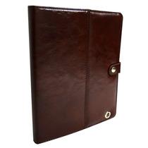 Capa Case Tablet Couro Sintético Acessório Proteção Estojo