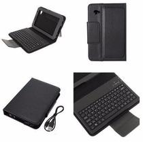 Capa Case Teclado Bluetooth 7.0 Tablet Samsung Galaxy Tab 3