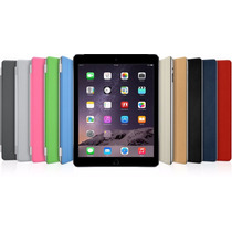 Kit Smart Cover Ipad 6 Air 2 +case Tampa Traseira + Pelicula