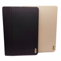 Capa Smart Cover Apple Ipad Air 2 Case Couro Luxo + Película