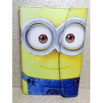 Capa Case Universal Tablet 7 Cce Aoc Asus Dl Genesis Minions