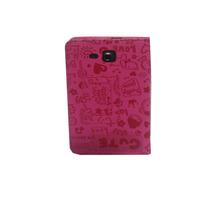Capa Case Personalizada Desenho Galaxy Tab3 Lite T110 T111 7
