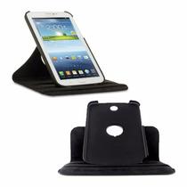 Capa Giratória Couro Tablet Samsung Galaxy Tab3 7 T211