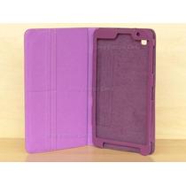 Capa Carteira Roxa Tablet Samsung Galaxy Tab Pró 8.4 T320