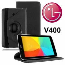 Capa Giratória 360 Tablet Lg Gpad 7 Polegadas V400 Promoção