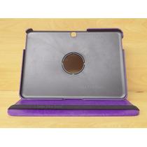 Capa Case Roxa Tablet Samsung Galaxy Tab4 10.1 Sm T531 ,t535