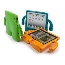 Capa Protetora Ipad 2 3 4 Retina Iguy Para Crianças Infantil