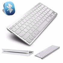 Teclado Bluetooth Tablet Mac Apple Ipad Windows