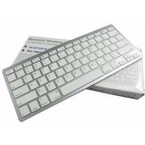 Teclado Bluetooth Padrão Mac Apple Ipad 2 3 4 Mini 5 Air A35