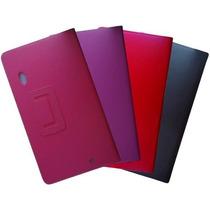 Capa Case Para Tablet Cce 9 Tr91 Tr92 + Pelicula Vidro