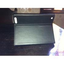 Case C/ Suporte P/ Ipad & Tablet Até 10 Polegadas Preta