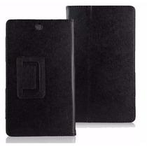 Capa Case Sony Xperia Tablet Z3 Compact 8 Polegadas Couro