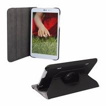 Capa Giratória Tablet Lg G Pad 8.3 V500 + Pelicula De Vidro
