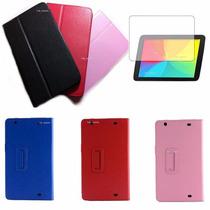 Capa Case Para Tablet Lg G Pad 10.1 V700 + Película De Vidro