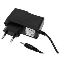 Fonte Para Tablet Carregador De Parede 5v 2a Plug Fino