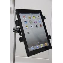 Suporte Pedestal De Microfone Para Ipad Tablet 7 À 10.1