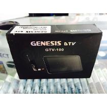Gênesis Gtv 100, Adaptador Antena De Tv Gênesis