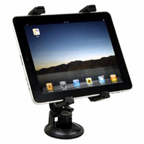 Suporte Veicular Universal Ventosa Vidro Tablet Ipad Air 1 2