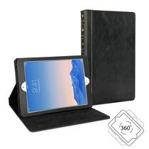 Capa Case Smart Cover De Couro Preto Ipad Air 2 / Ipad 6