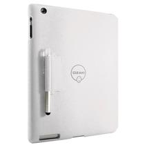 Capa Ipad 2/3/4 Icoat Notebook Branca - Ozaki