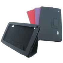 Capa Couro Para Tablet Cce 9 Tr91 T935 + Pelicula Gratis