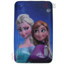 Capa Silicone Frozen Para Tablet Cce Motion Tr71 Tr72.