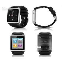 Pulseira Relógio Iwatchz P/ Ipod Nano 6a Geração