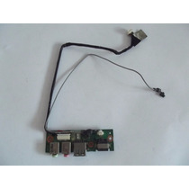 Placa Áudio Mic Usb Fax R11 Positivo V/z Pn:6-71-m5e58-d02gp