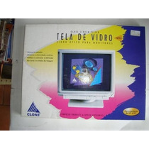 Tela De Vidro Ótico Para Monitores 14 E 15 Clone