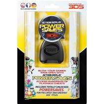 Action Replay 3ds Power Saves Lacrado P/entrega!