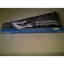 Guitarra Com Fio Neo - Ps2 - Não Precisa De Pilhas!