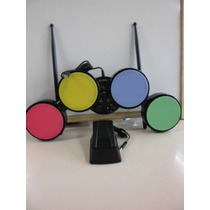 Mini Bateria Rock Band Ps2 Ps3 Wii