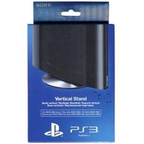 Nova Base Suporte Sony Vertical Stand Para Ps3 Super Slim