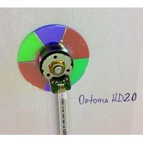 Color Wheel P/ Projetor Optoma Hd20