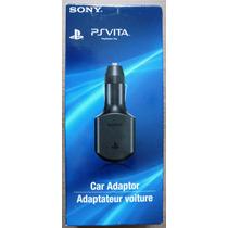 Psvita Car Adaptor Original Novo Lacrado